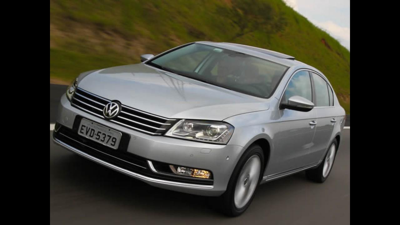 VW amplia garantia total de modelos importados para três anos