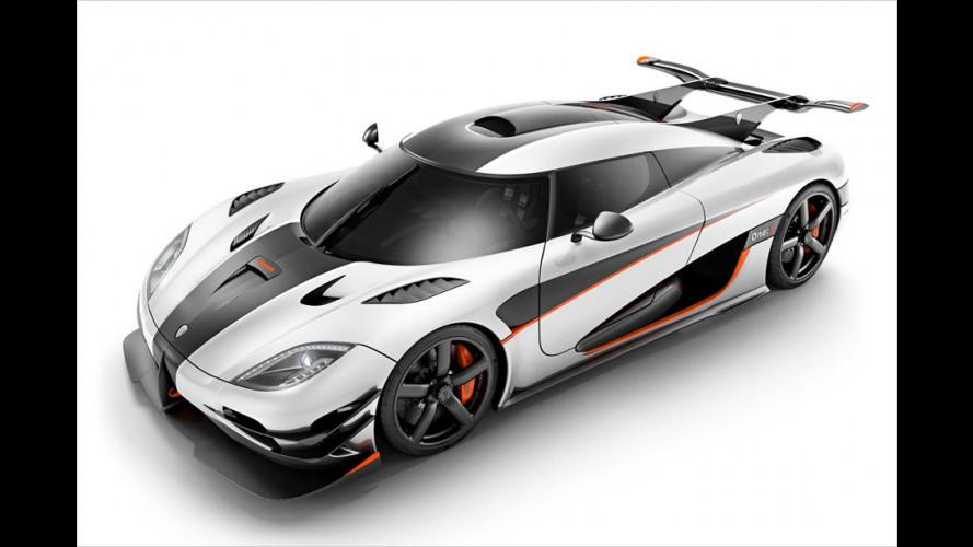 Das erste Megawatt-Auto schafft über 440 km/h