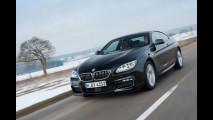 BMW Serie 6 Coupé e Cabrio con xDrive e diesel