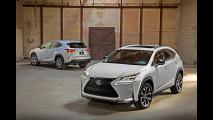 Lexus NX, beati gli ultimi