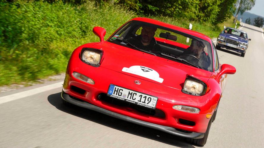 We Drove A Pristine FD RX-7 From Mazda's European Collection