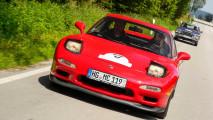 Mazda RX-7 FD Drive Germany