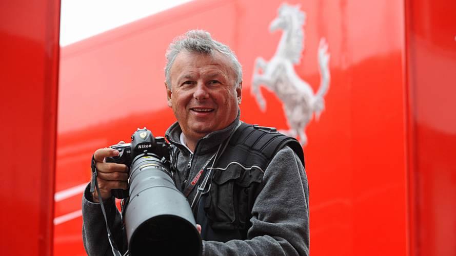 Motorsport Network Ercole Colombo'nun Ferrari fotoğraf arşivini bünyesine kattı