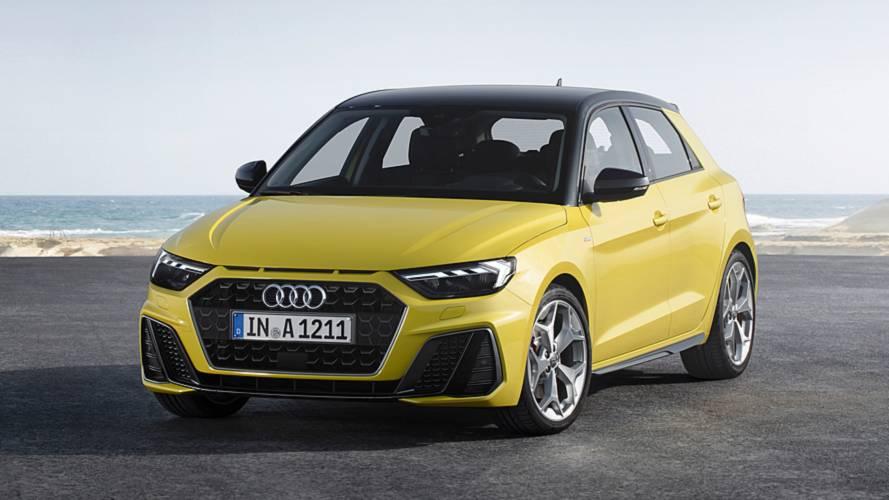 Yeni Audi A1'in resmi videoları yayınlandı