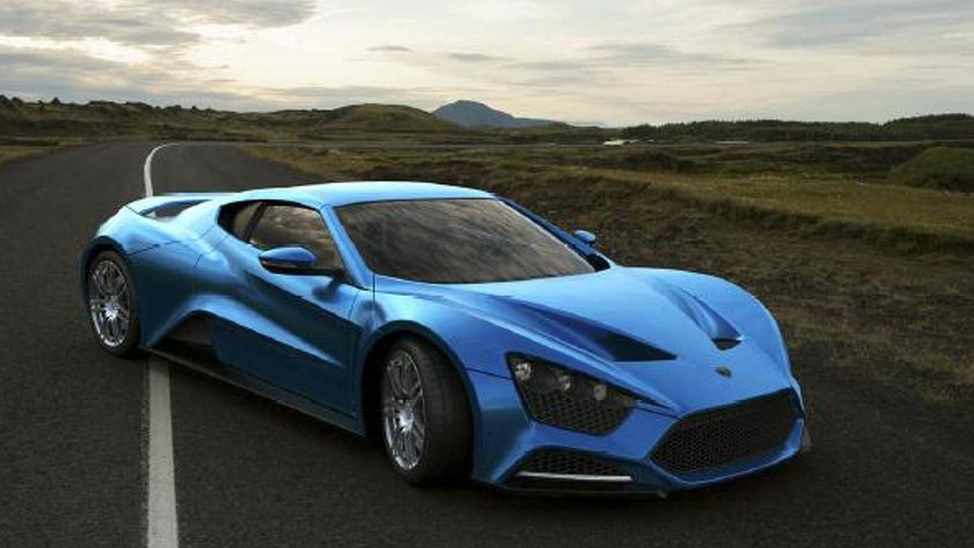 Zenvo ST1 soundtrack is brutal [video]
