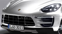 2017 Porsche Cayenne rendering
