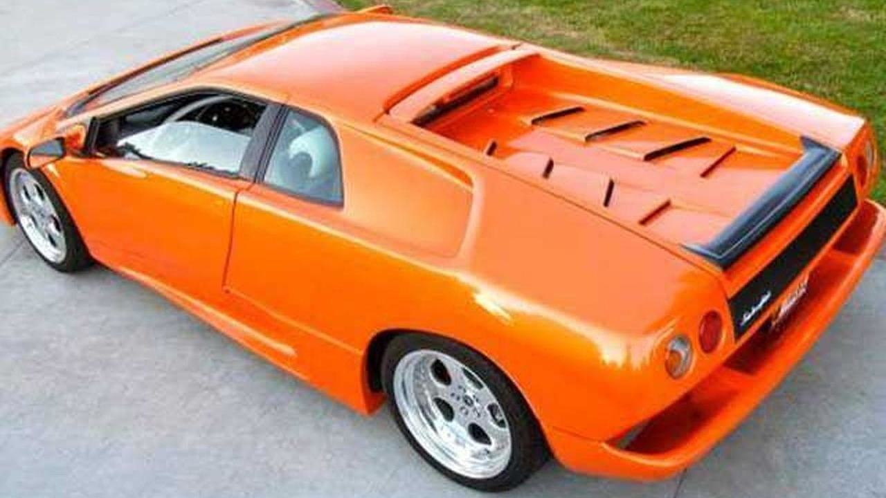 Nice Lamborghini Diablo Replica For Sale At 48 900 Usd