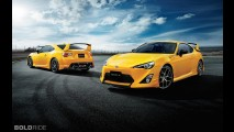 Toyota GT 86 Yellow Limited Aero Package
