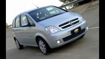 Chevrolet lança Meriva com câmbio Easytronic por R$ 54.314