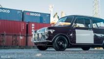 Mini Cooper Cafe Racer Custom