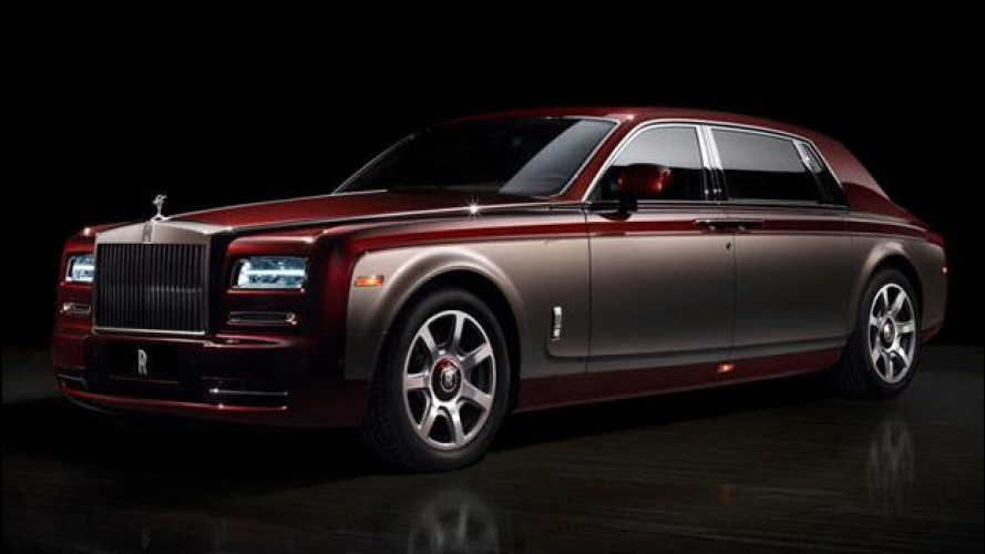 Rolls-Royce Pinnacle Travel Phantom, fatta per viaggiare