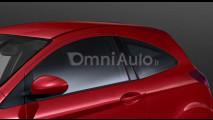 Ford Ka rendering