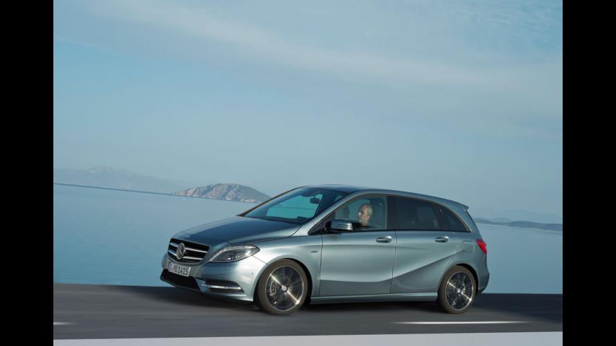 Nissan produrrà i motori Mercedes negli USA