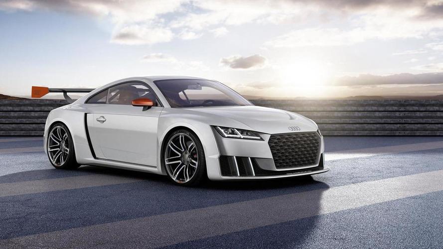 Audi Sport markası, RS ve diğer spor modelleri üstlenebilir