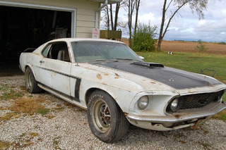 The Long Lost Boss 302 Concept Has Finally Been Found