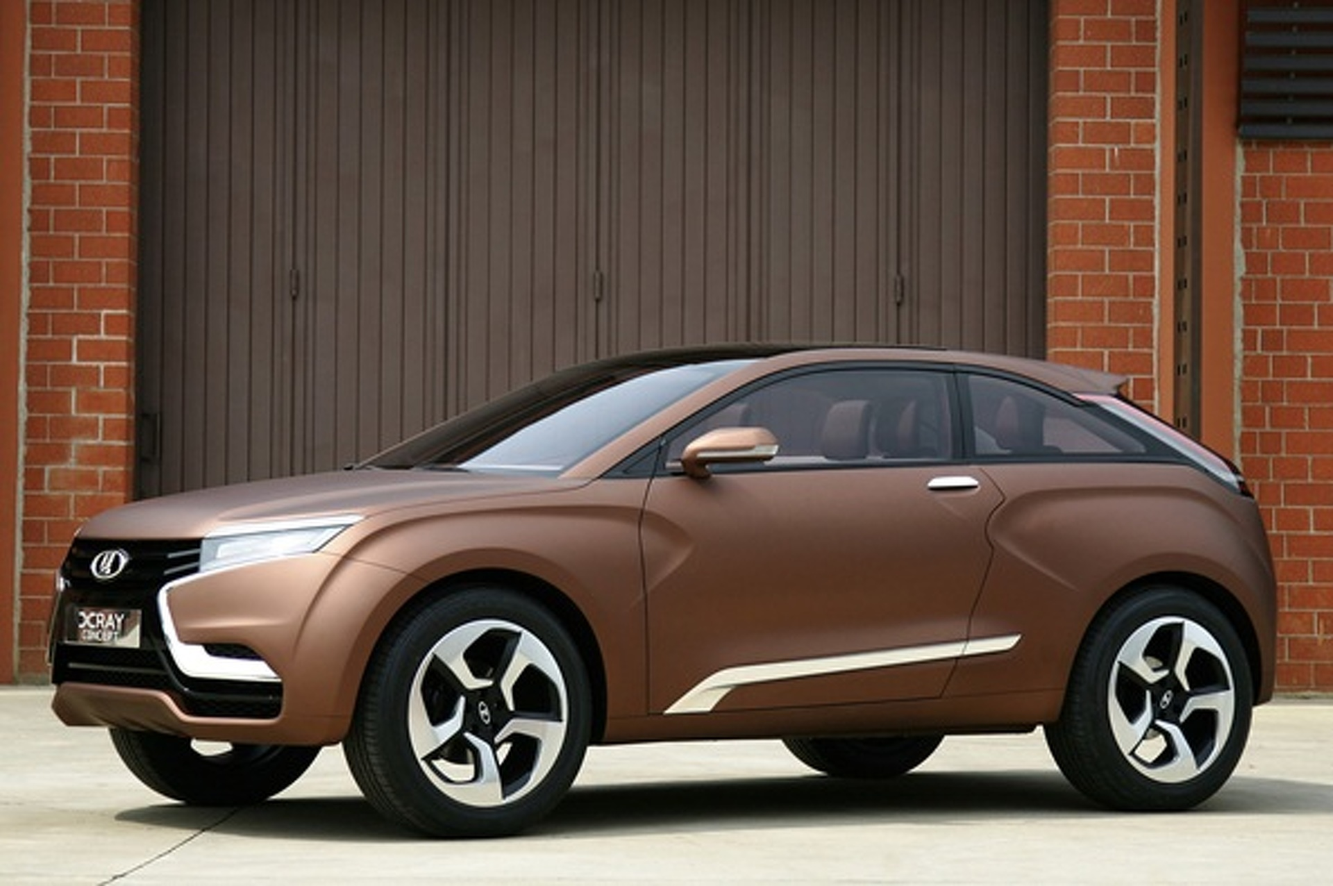 Whole Lada Love: The Xray Concept SUV That Rocked Moscow