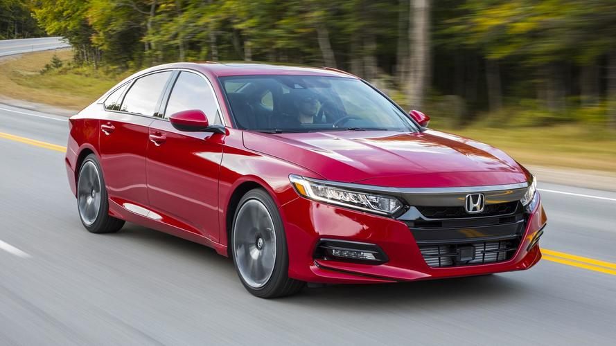 Honda Accord Production To Stop For 11 Days Amid Slow Sales