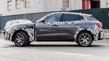 Maserati Levante GTS yeni casus fotoğrafları