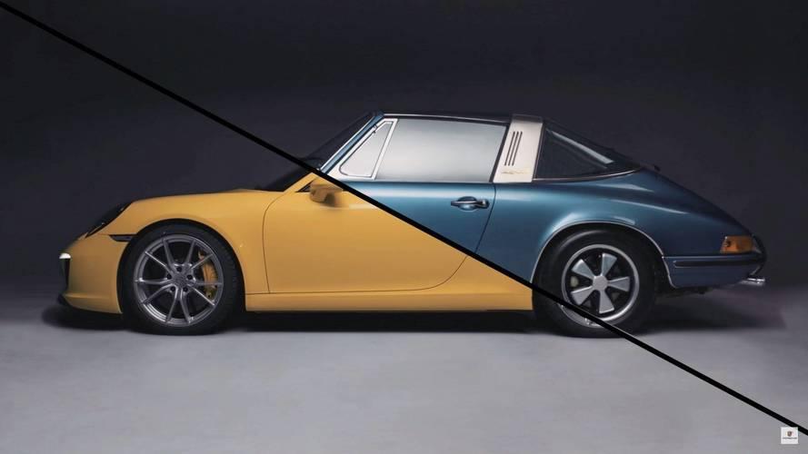 Minél többet változik a Porsche 911, annál inkább a régi marad