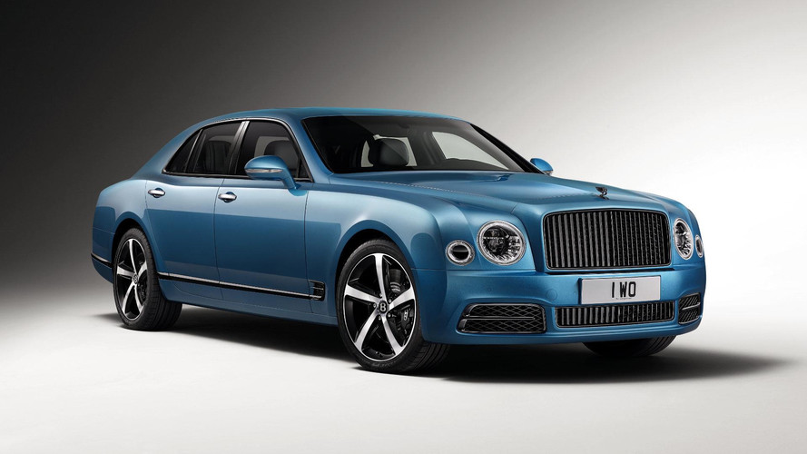 Bentley Mulsanne Design Series by Mulliner - Un look plus agressif