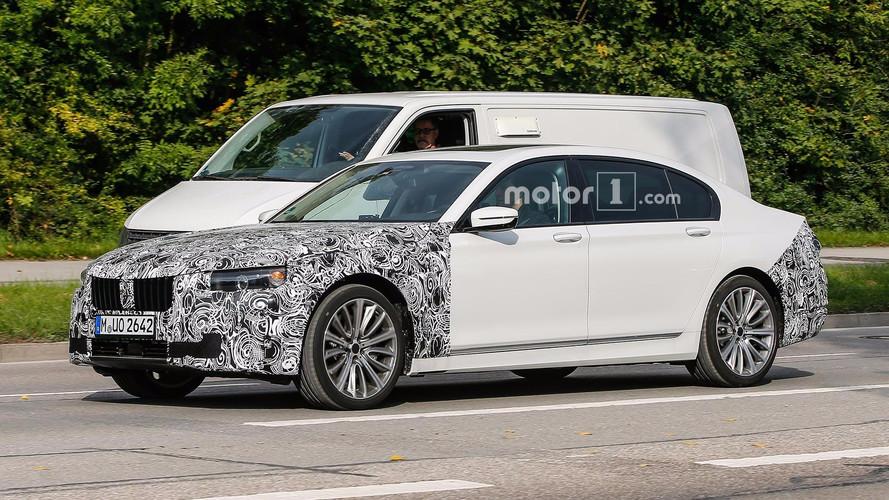 La producción del BMW Serie 7 2018 dará comienzo en marzo de 2019