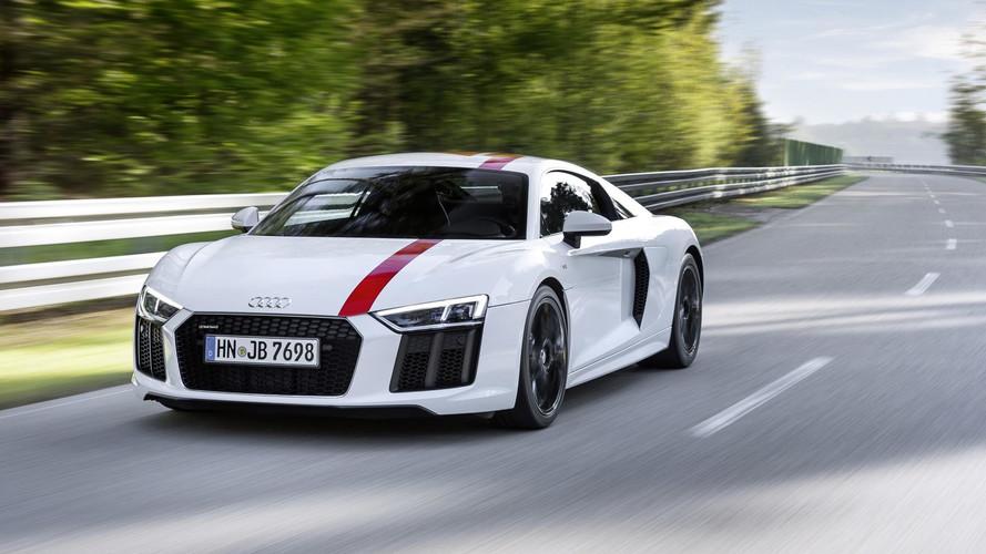 Audi R8 RWS - Découvrez les tarifs français
