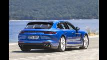 Porsche Panamera Sport Turismo im Test