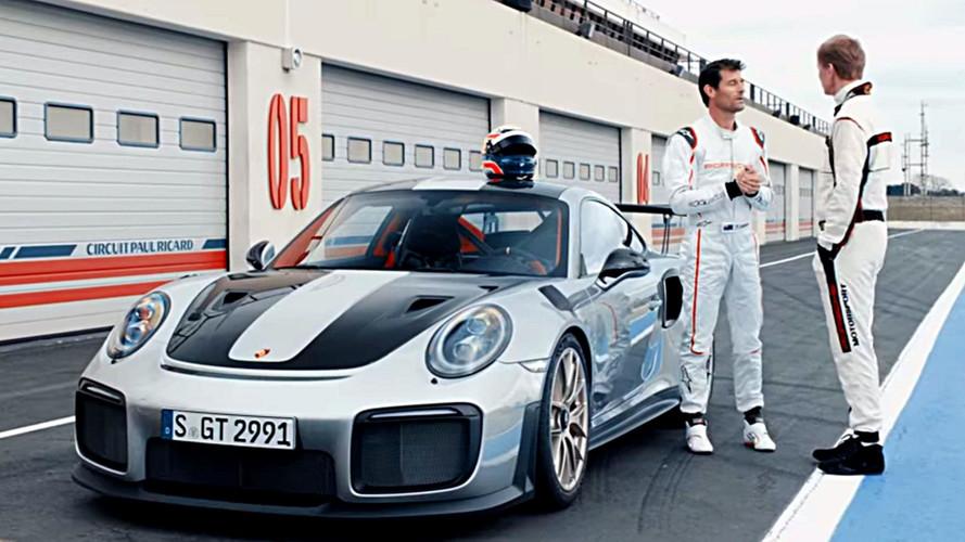 Porsche 911 GT2 RS: Walter Röhrl vs. Mark Webber
