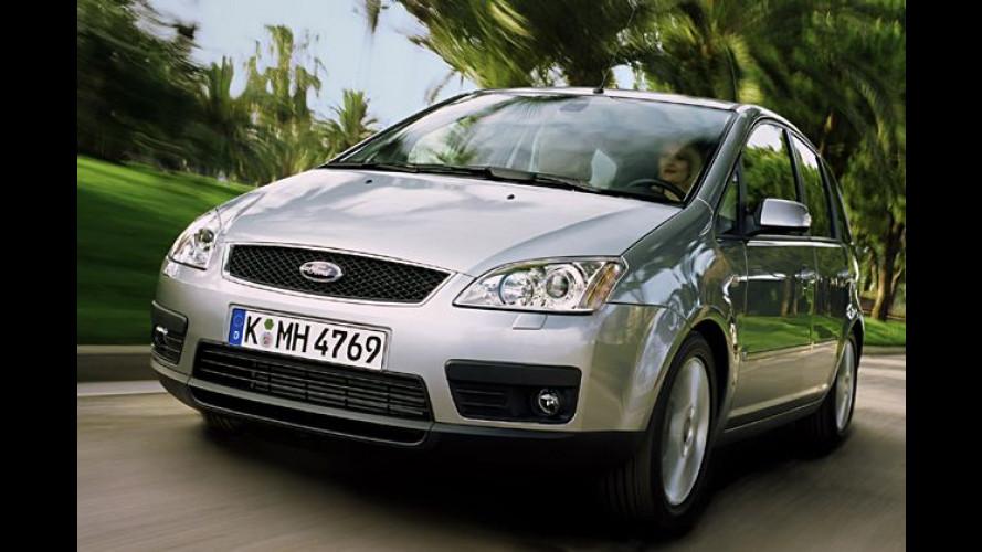 Ford stellt einige Dieselmotoren auf Euro-4-Standard um
