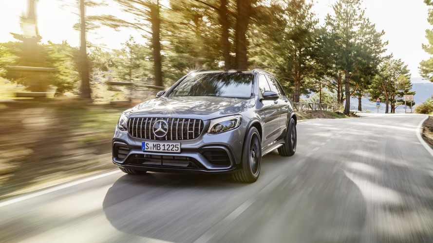Mercedes-AMG Announces Pricing For GLC 63 4Matic Range