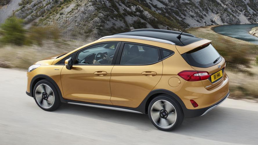 Ford, 'Active' yelpazesini genişletebilir