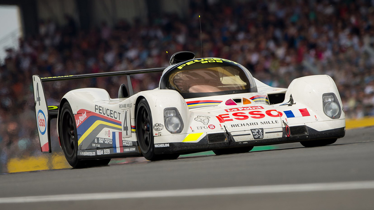1992 - Peugeot 905