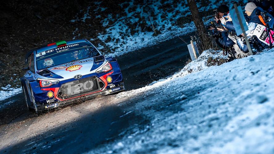 WRC - Tragédie sur le rallye Monte-Carlo - Un spectateur tué