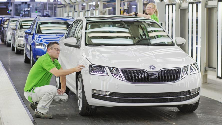 Škoda a produit 15 millions de voitures sous l'ère Volkswagen