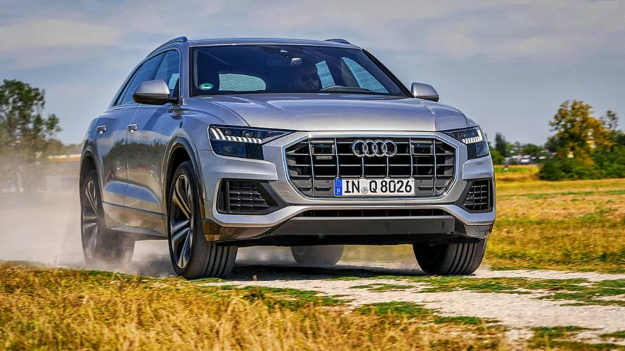Audi Q8 im Test: Lohnt sich das Premium-SUV-Coupé wirklich?