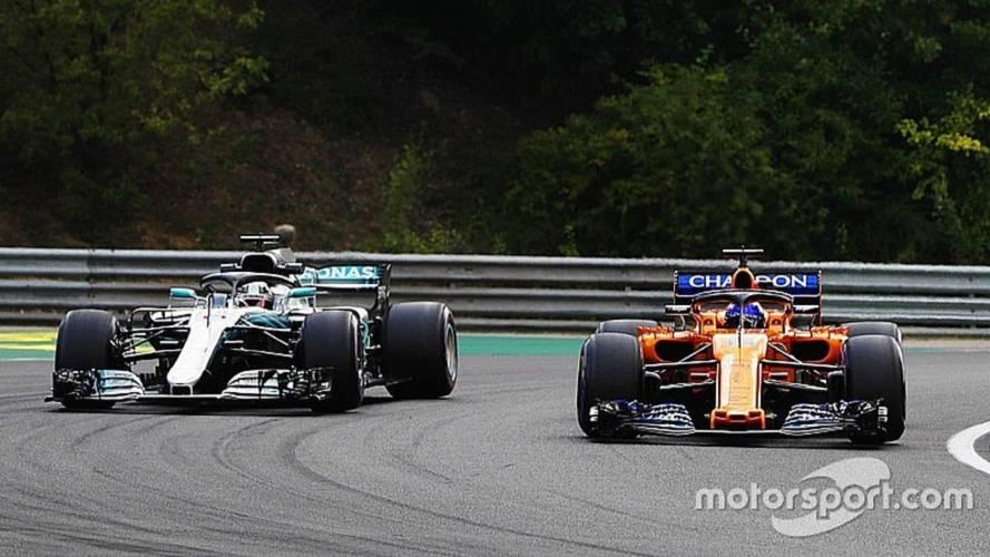 Solo Hamilton supera a Alonso en 2018, según los analistas de la F1