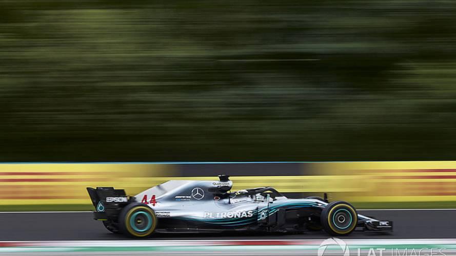 Fórmula 1 - Hamilton voa na chuva e faz a pole no GP da Hungria