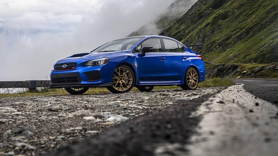 Subaru Time Attack Romania