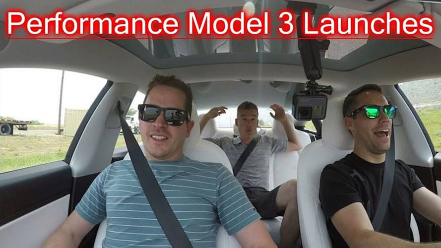 Does This Tesla Model 3 Performance Hit 60 MPH In 3.1 Seconds?