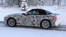 BMW Z4 Snow Spy Shots