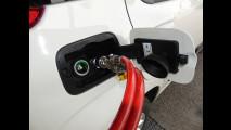 Fiat Panda a metano, test di consumo reale Roma-Forlì 049