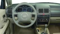 Audi A2, le foto storiche
