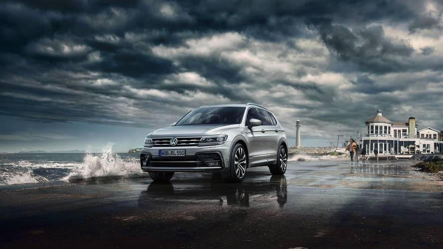Volkswagen lance le pack R-Line sur le Tiguan Allspace