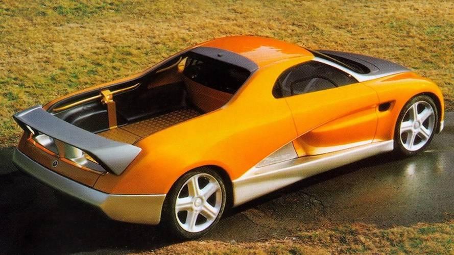 Unuttuğumuz Konseptler: 1998 Bertone BMW Pickster