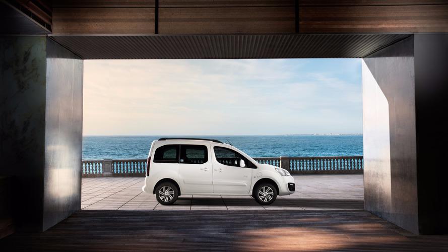 Citroën - Le Berlingo se convertit lui aussi à l'électrique