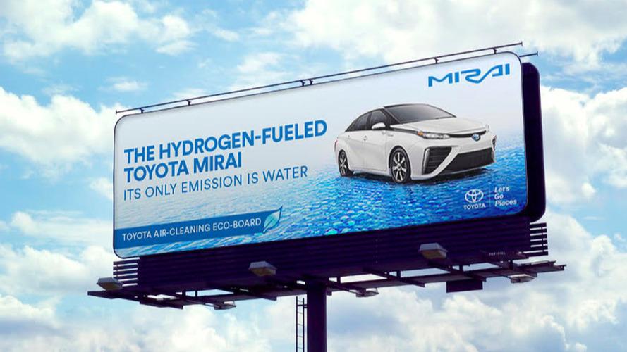 Hydrogen Shortage Hits Hard: Toyota Mirai Owners Running On Fumes
