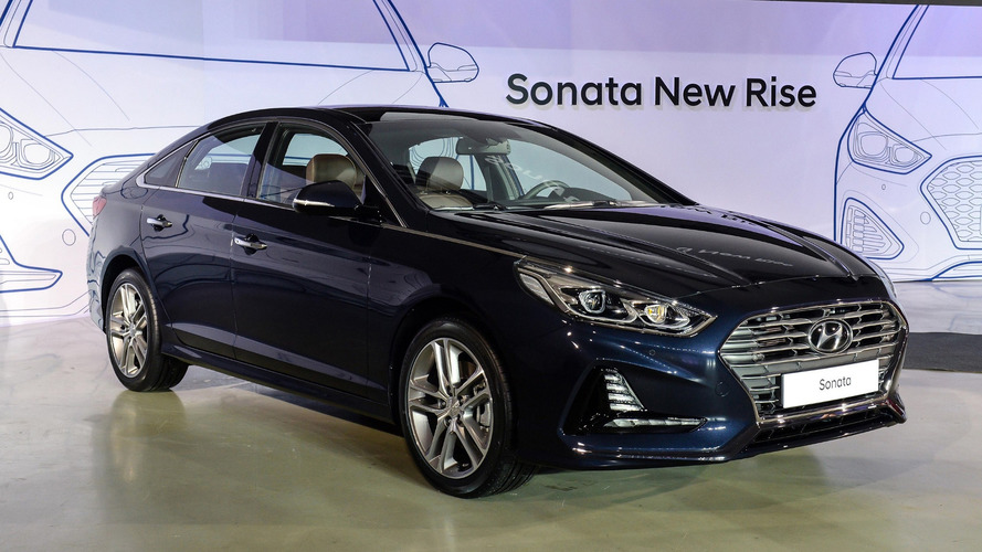 2018 Hyundai Sonata, New York yolcusu