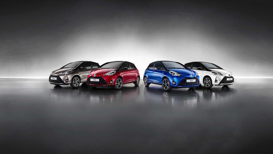 Toyota Yaris 2017, presentación internacional