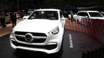 Mercedes X-Serisi pick-up konsepti