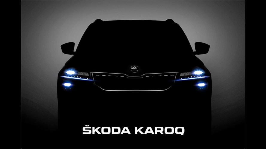 Skoda Karoq: Erste Details